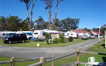 Island View Caravan Park and Holiday Cottages