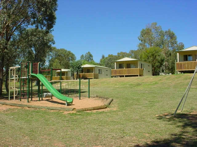 Grabine Lakeside Inland Waters Holiday Park