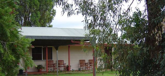 Redbank Gums Bed and Breakfast