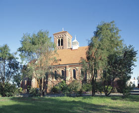 All Saints Church Collie