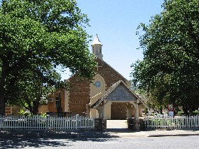 St George Church and Cemetery Tours