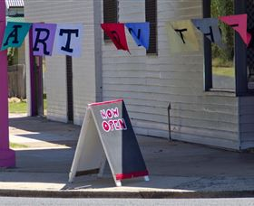 Country Art Escapes - New England North West Regional Arts Trail