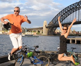 Bikebuffs - Sydney Bicycle Tours