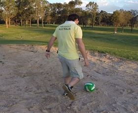 Footgolf Werrington