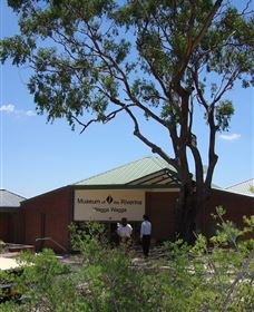 Museum of the Riverina - Botanic Gardens Site