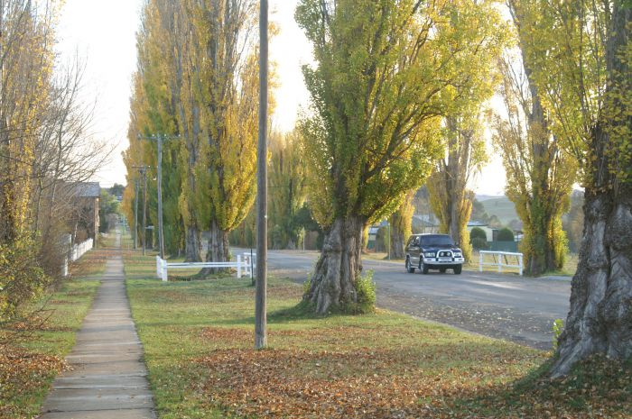 Taralga - Self Guided Heritage Walking Tours