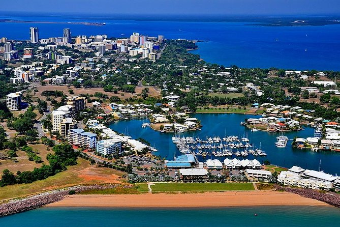 Explore Darwin City Sights Including Key Attractions