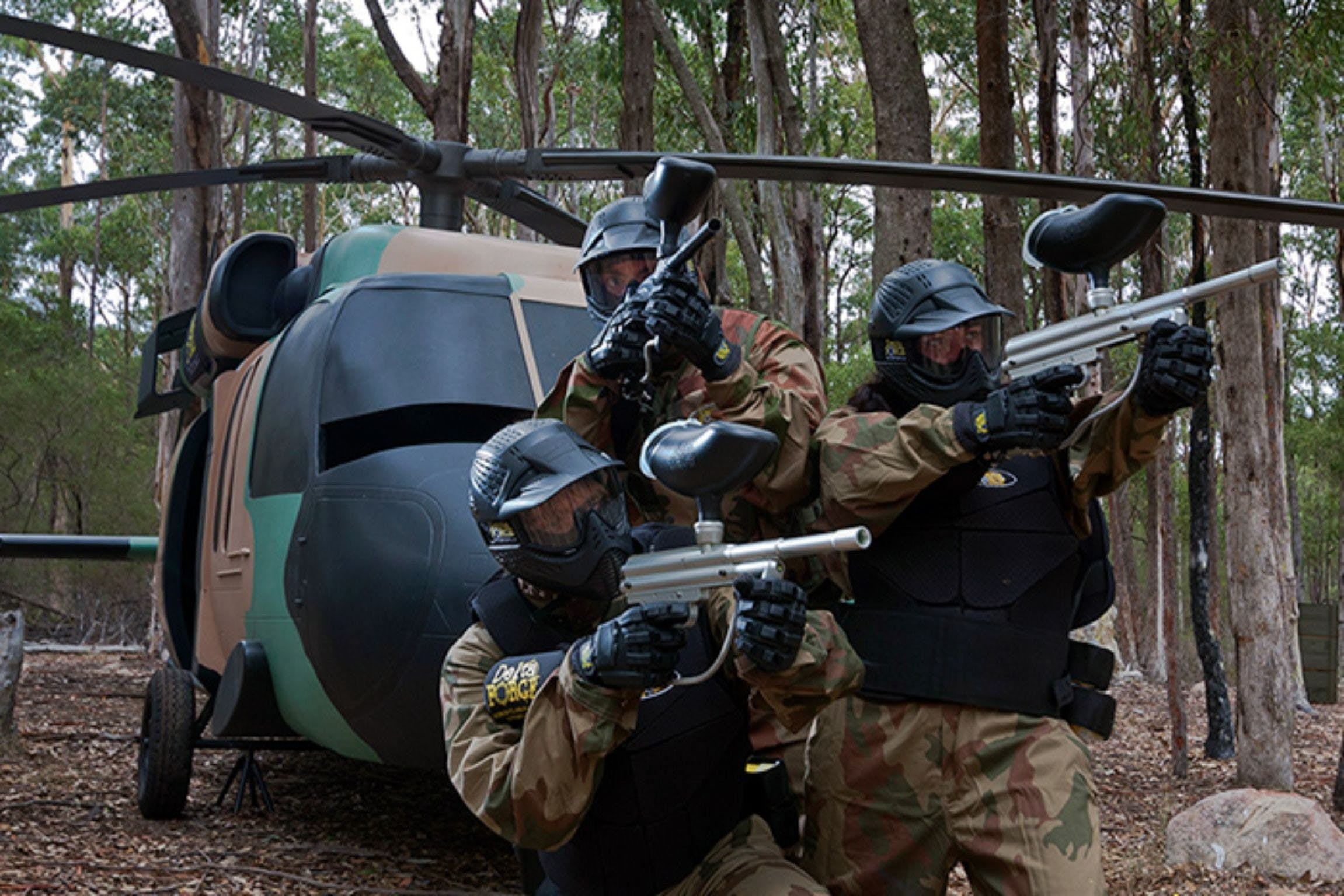 Delta Force Paintball Appin
