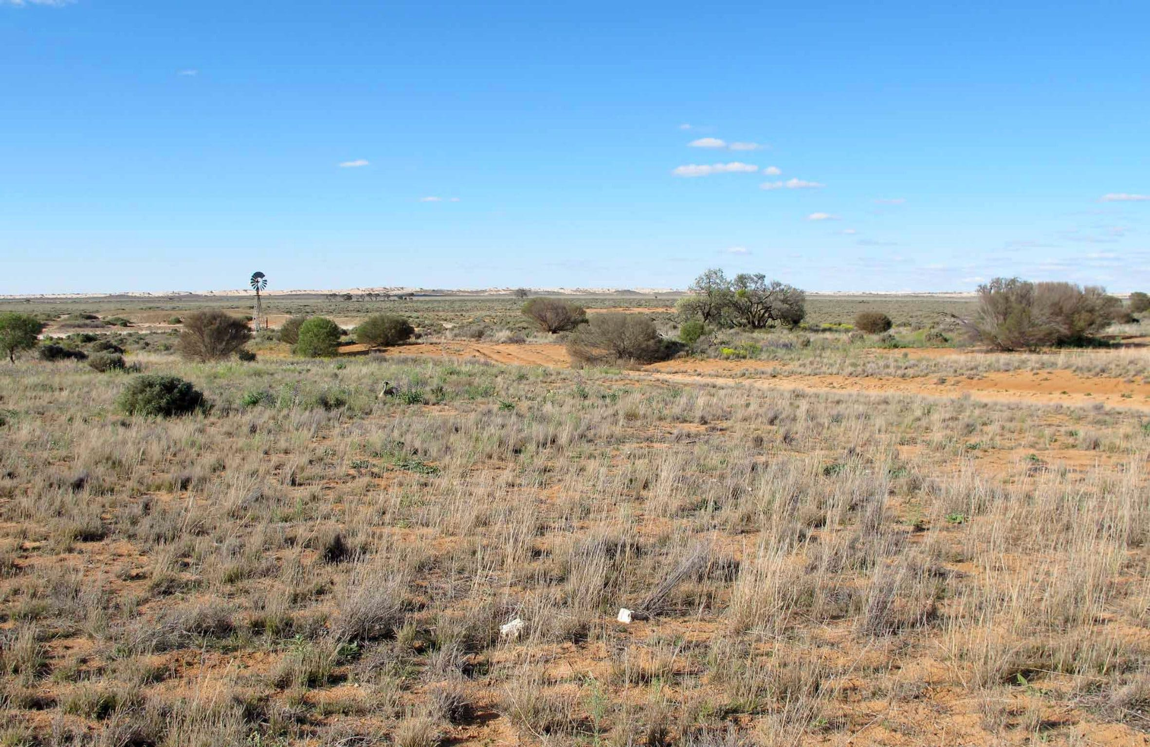 Mungo Self-guided Drive Tour