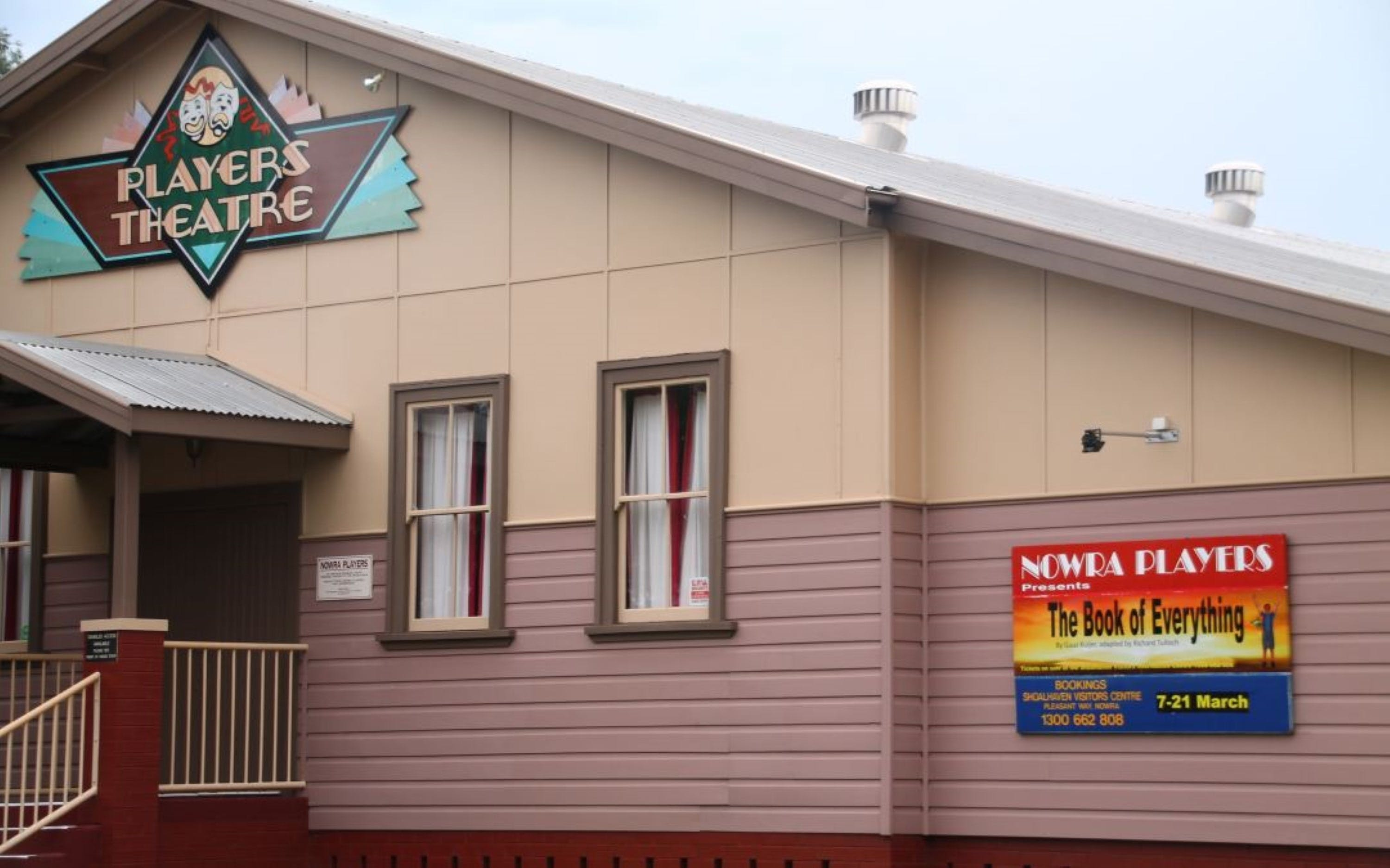 Nowra Players Theatre
