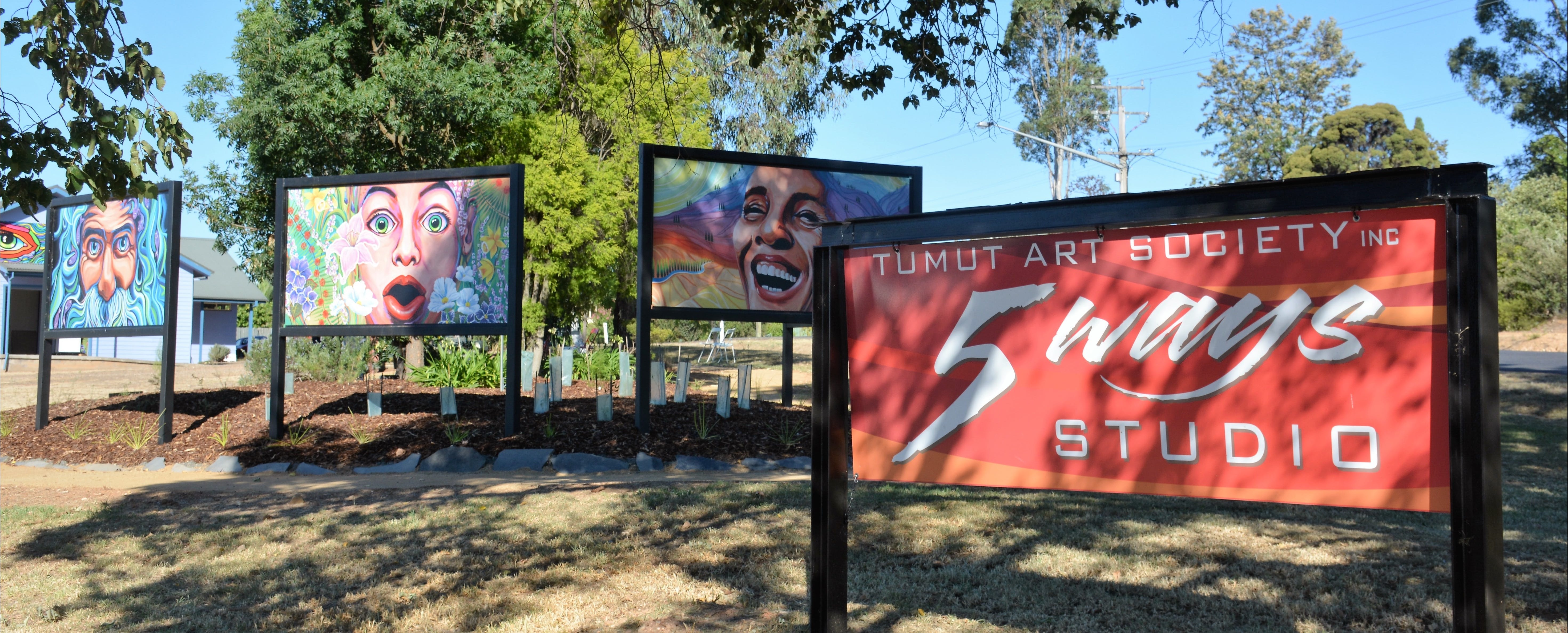 Tumut Art Society 5Ways Gallery