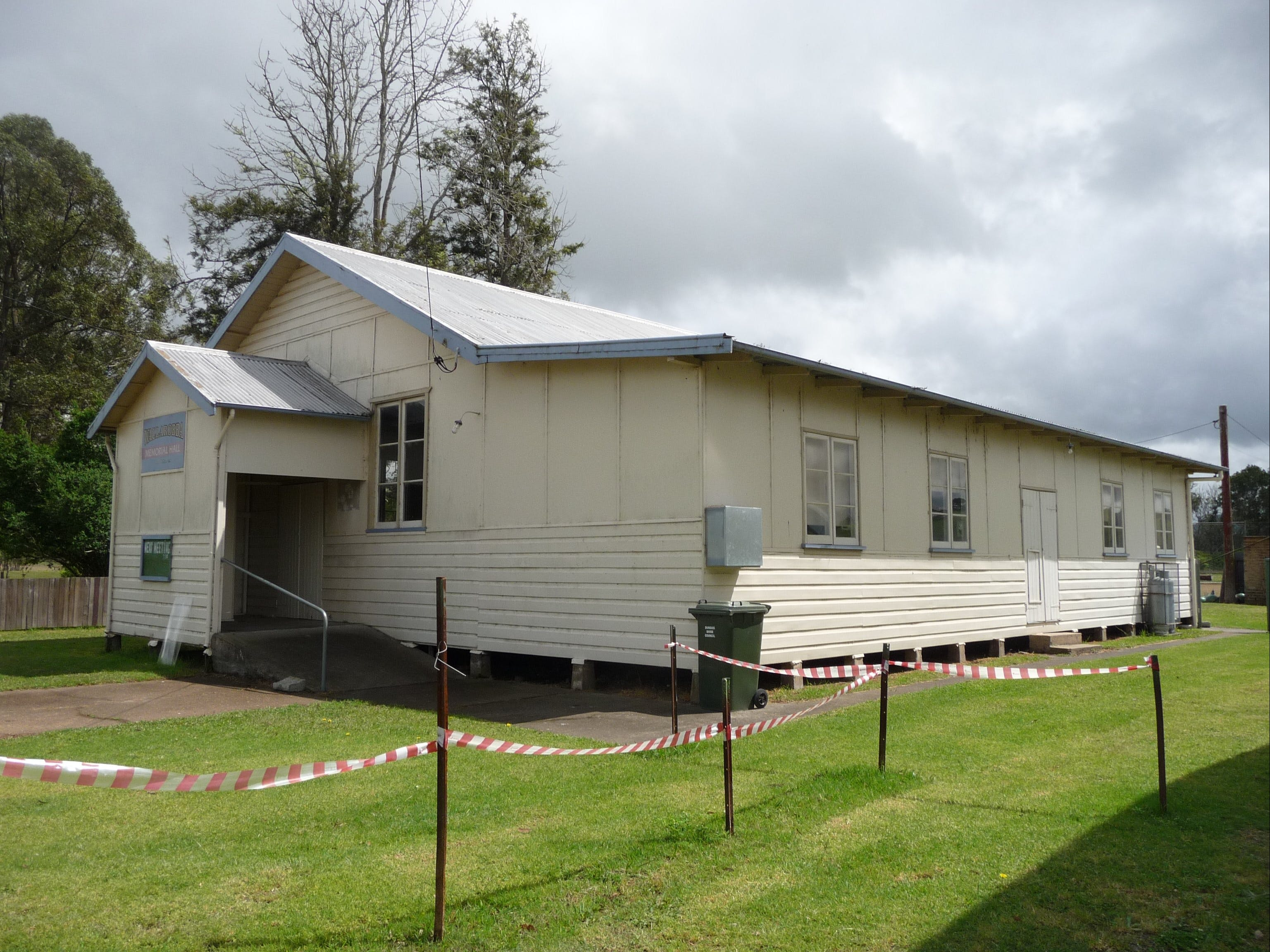 Wallarobba Memorial Hall