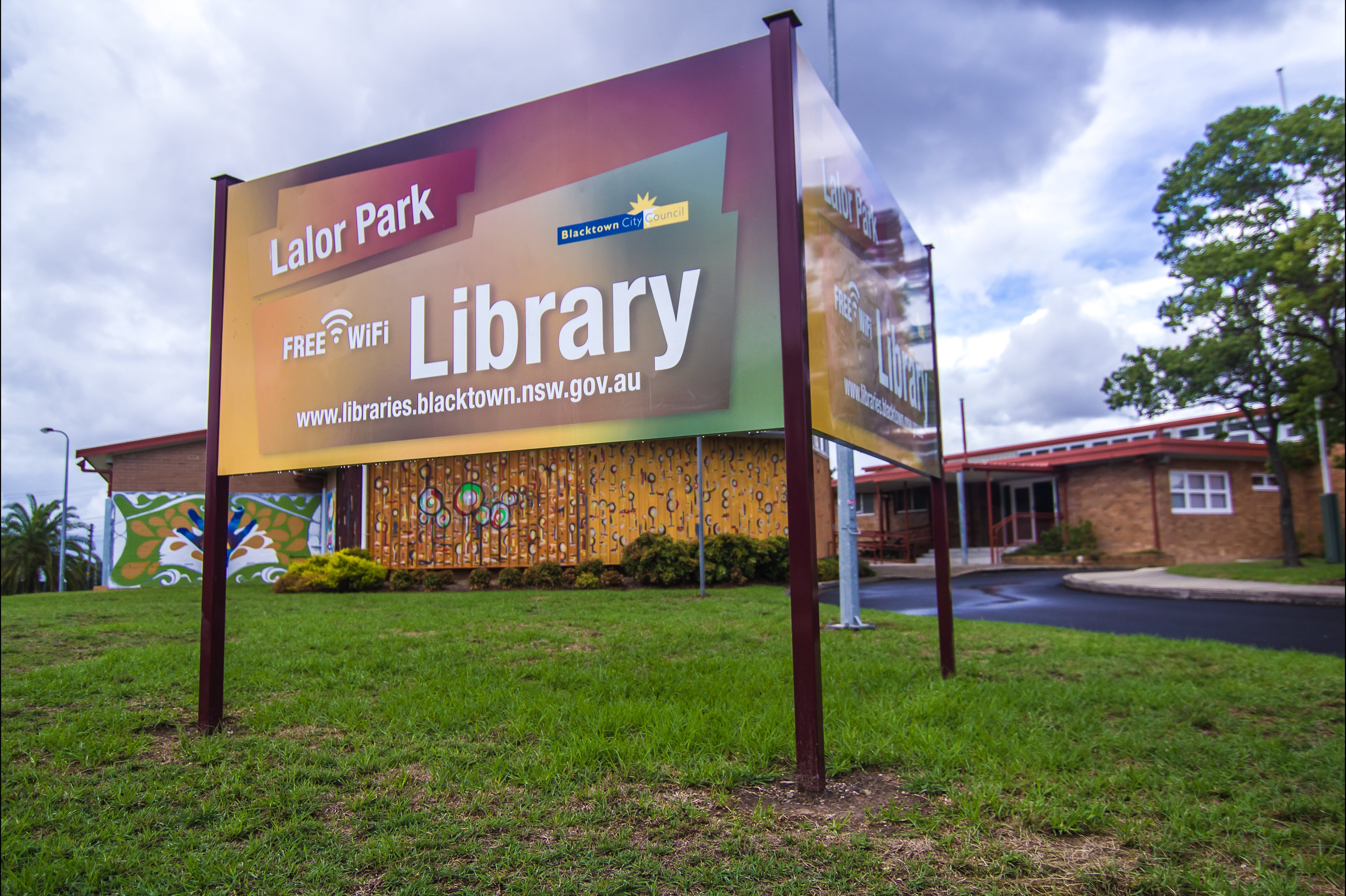 Blacktown City Libraries