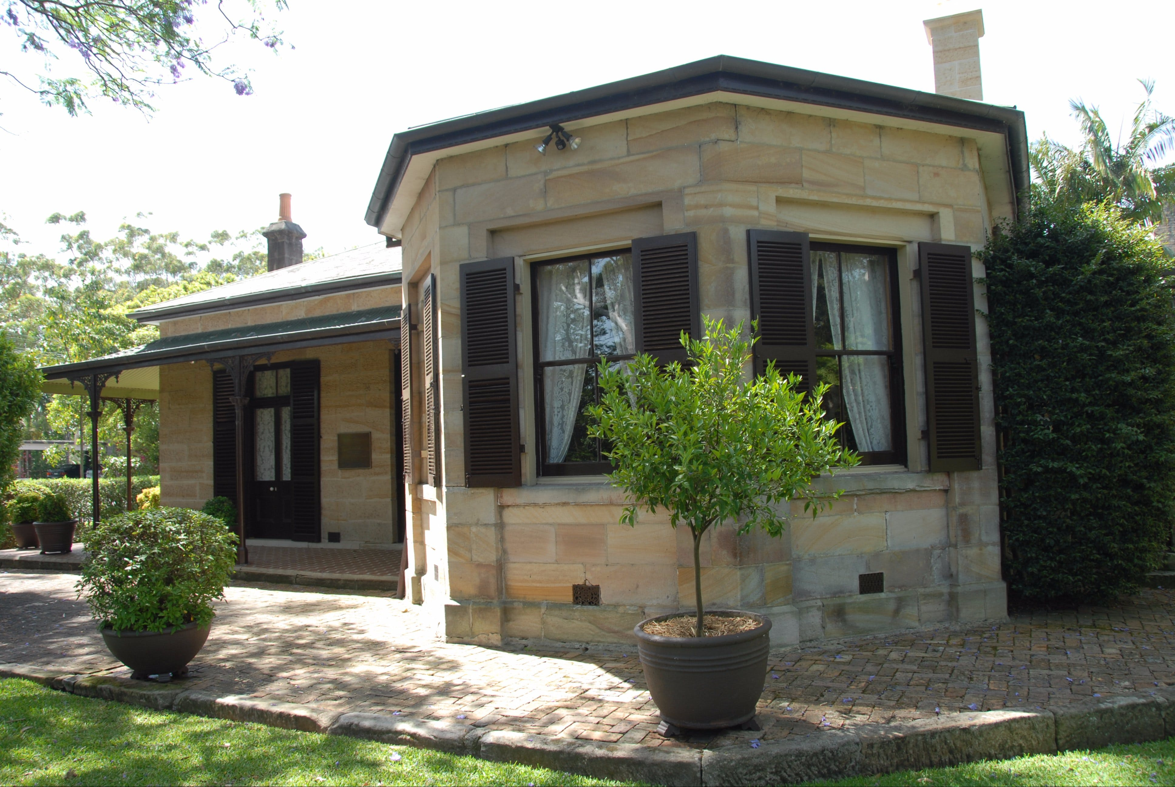 Carisbrook Historic House
