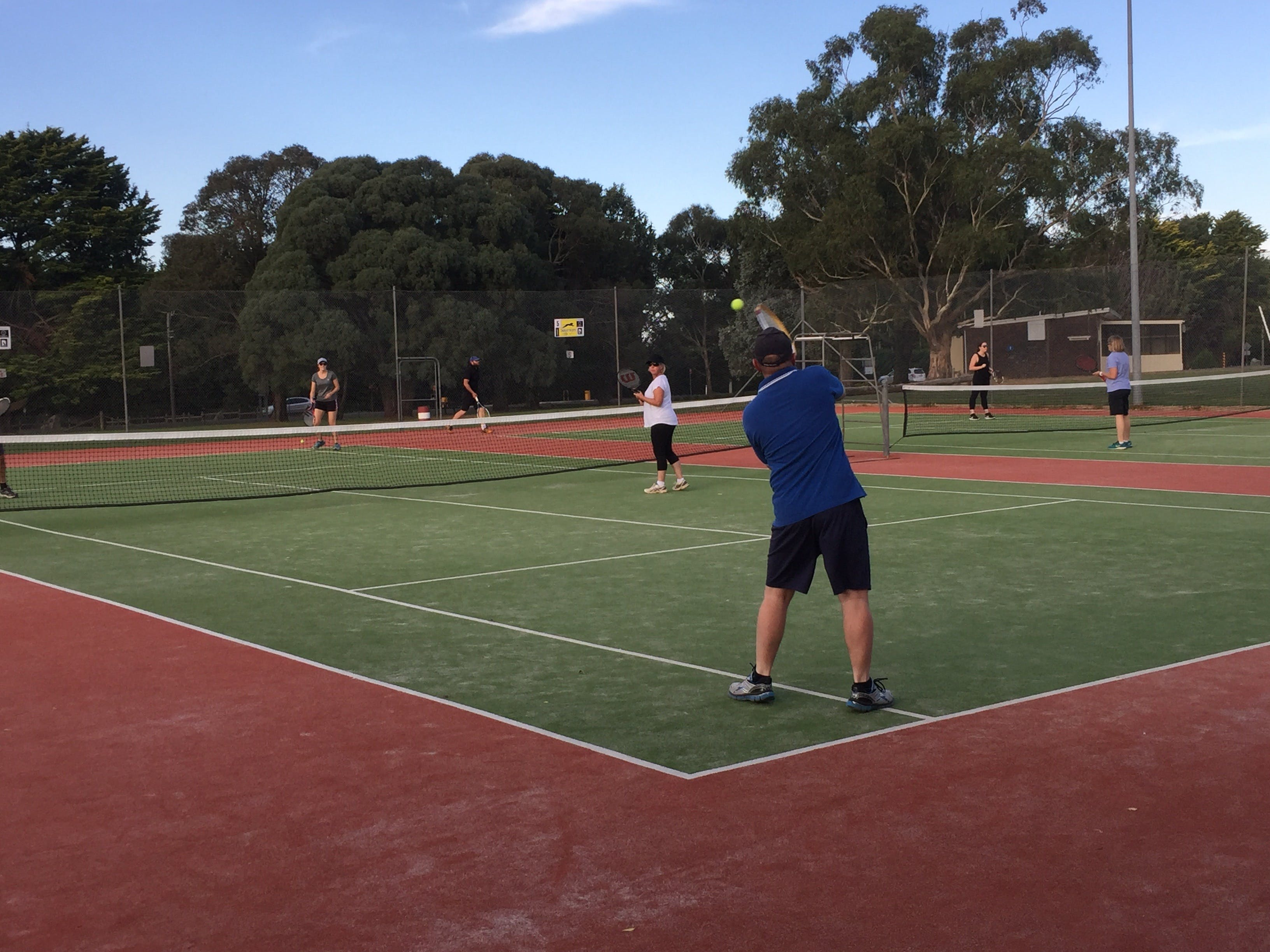 Crookwell Tennis Courts