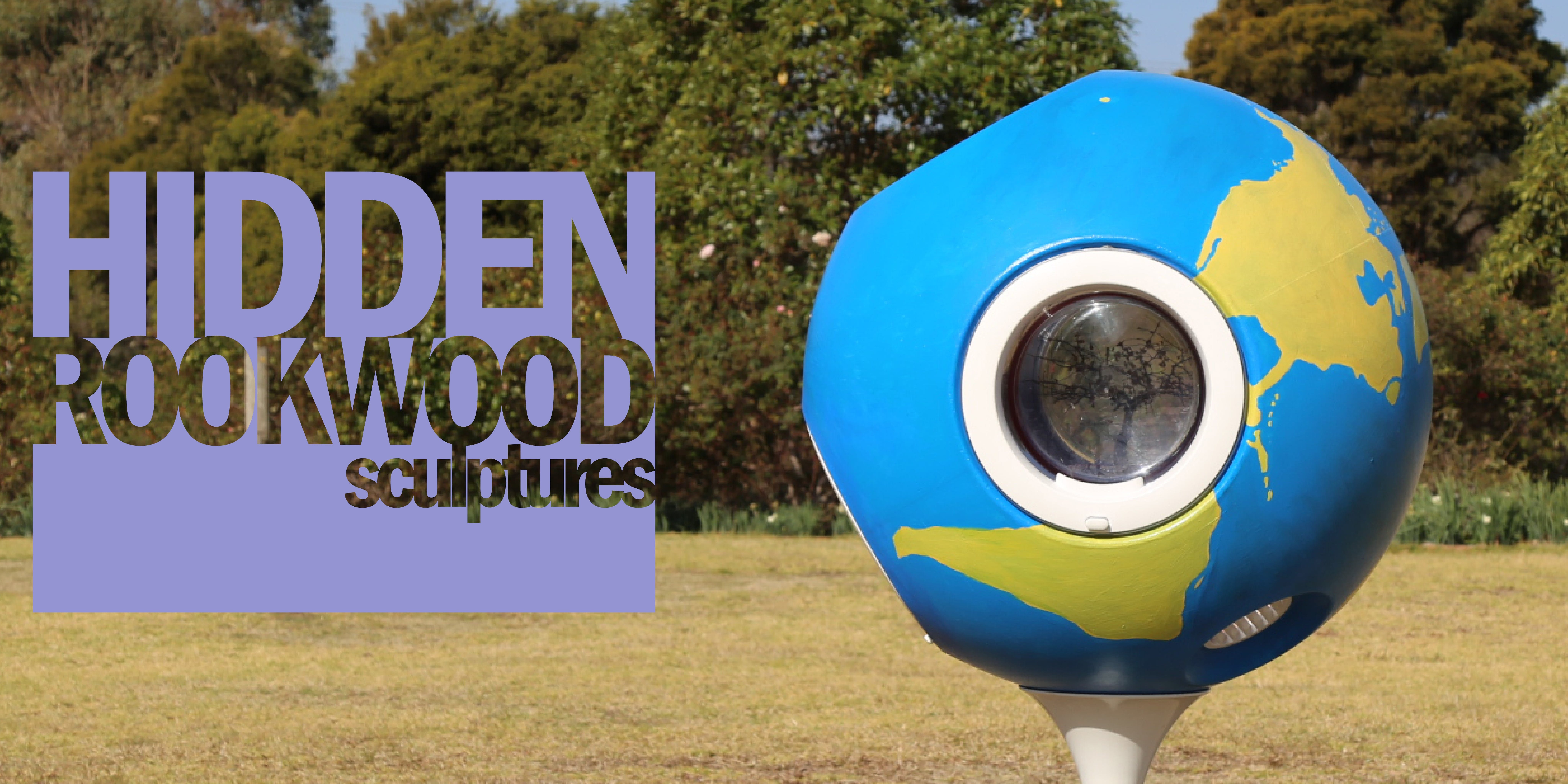 Hidden Rookwood Sculptures