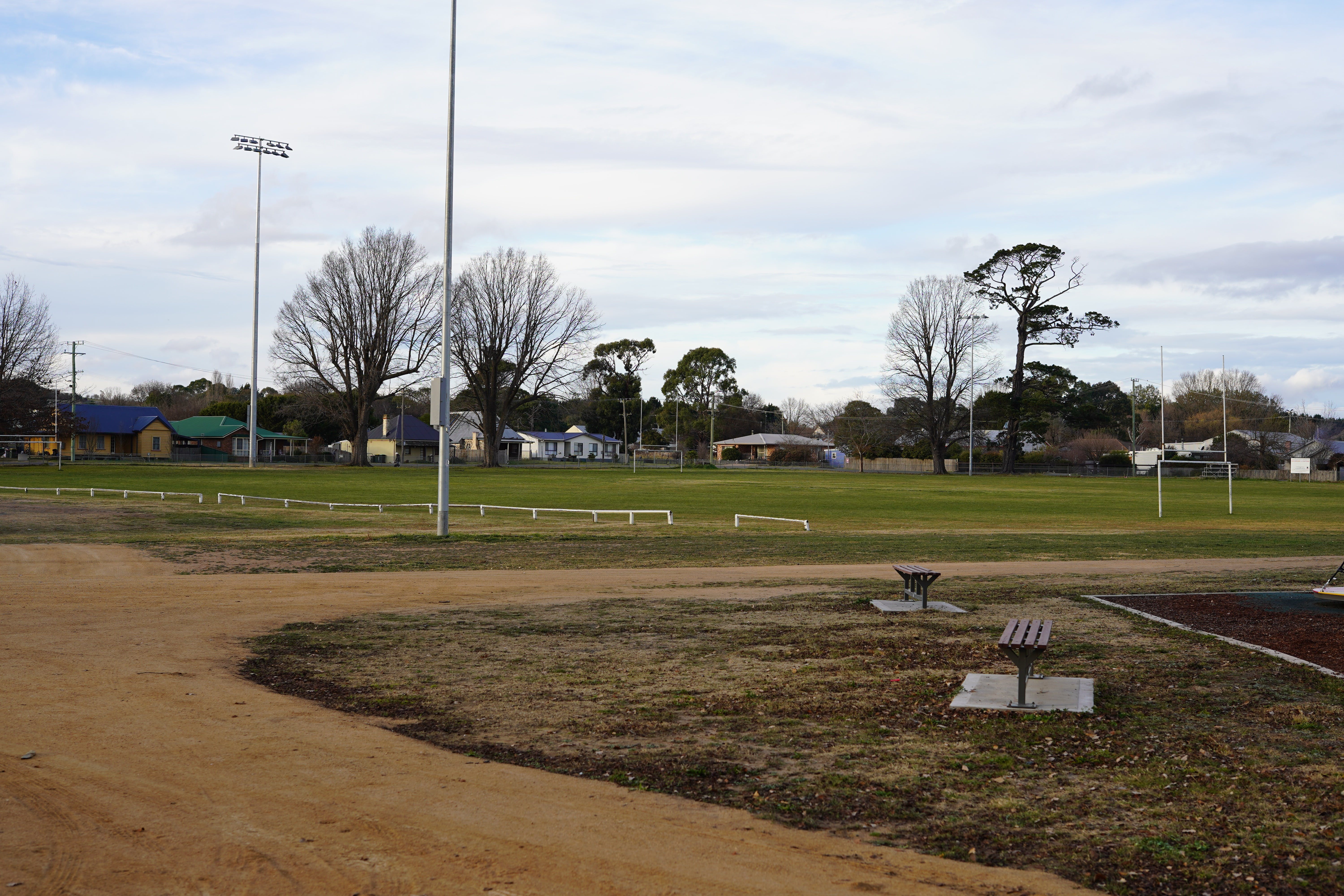 Braidwood Recreation Grounds and Playground