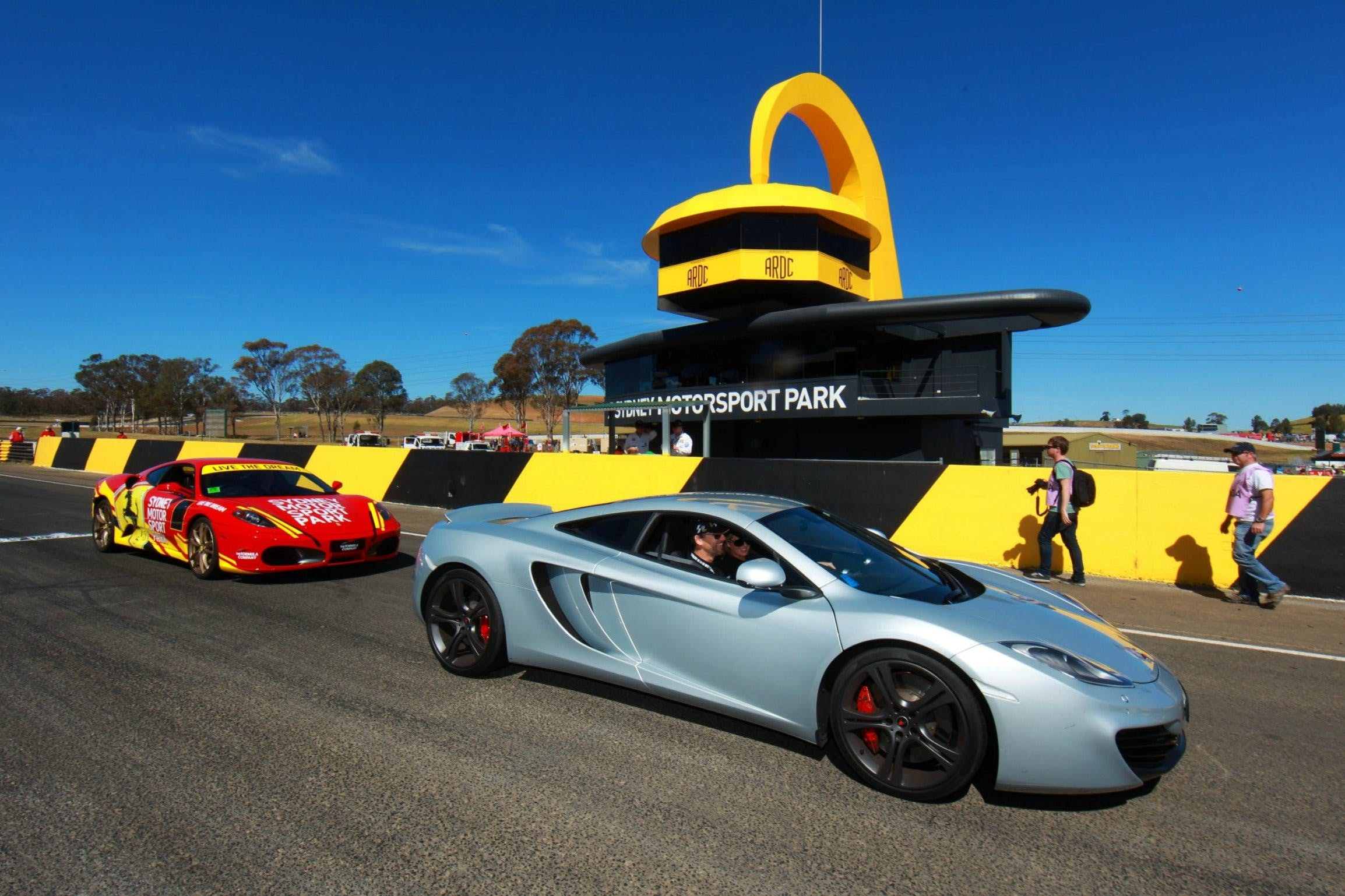 Sydney Motorsport Park, Eastern Creek