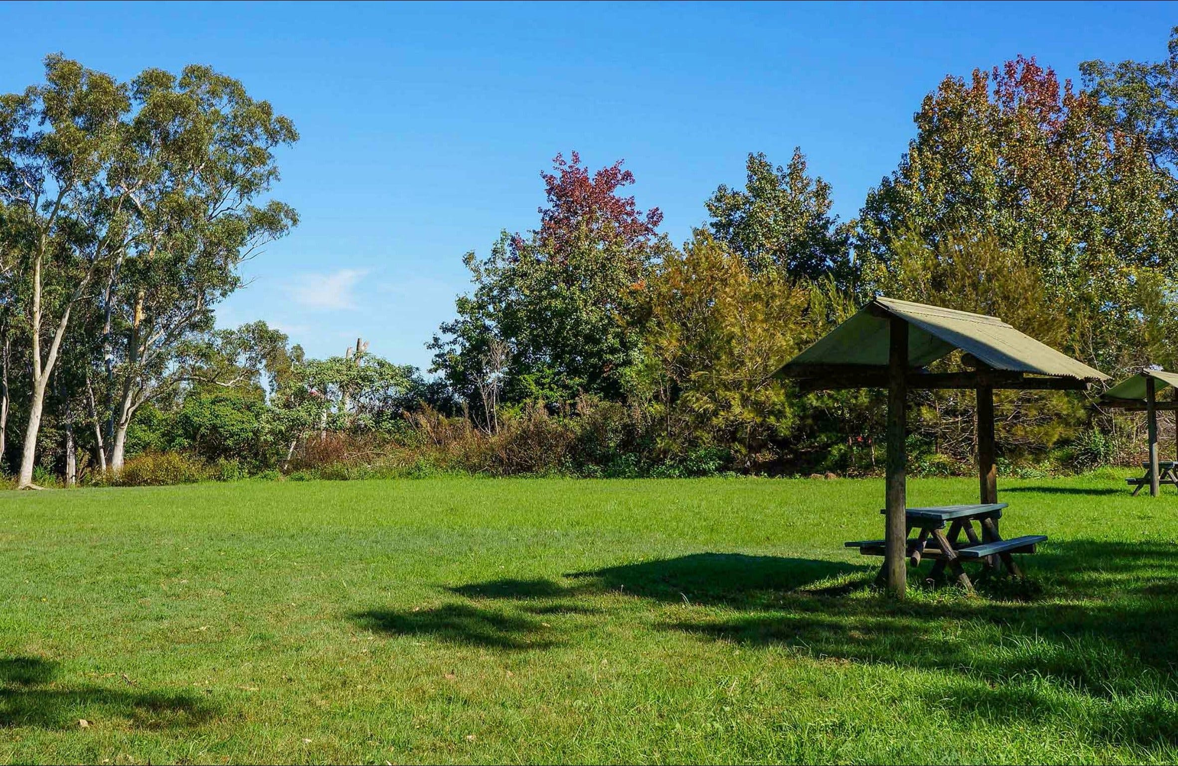 Tunks Hill picnic area