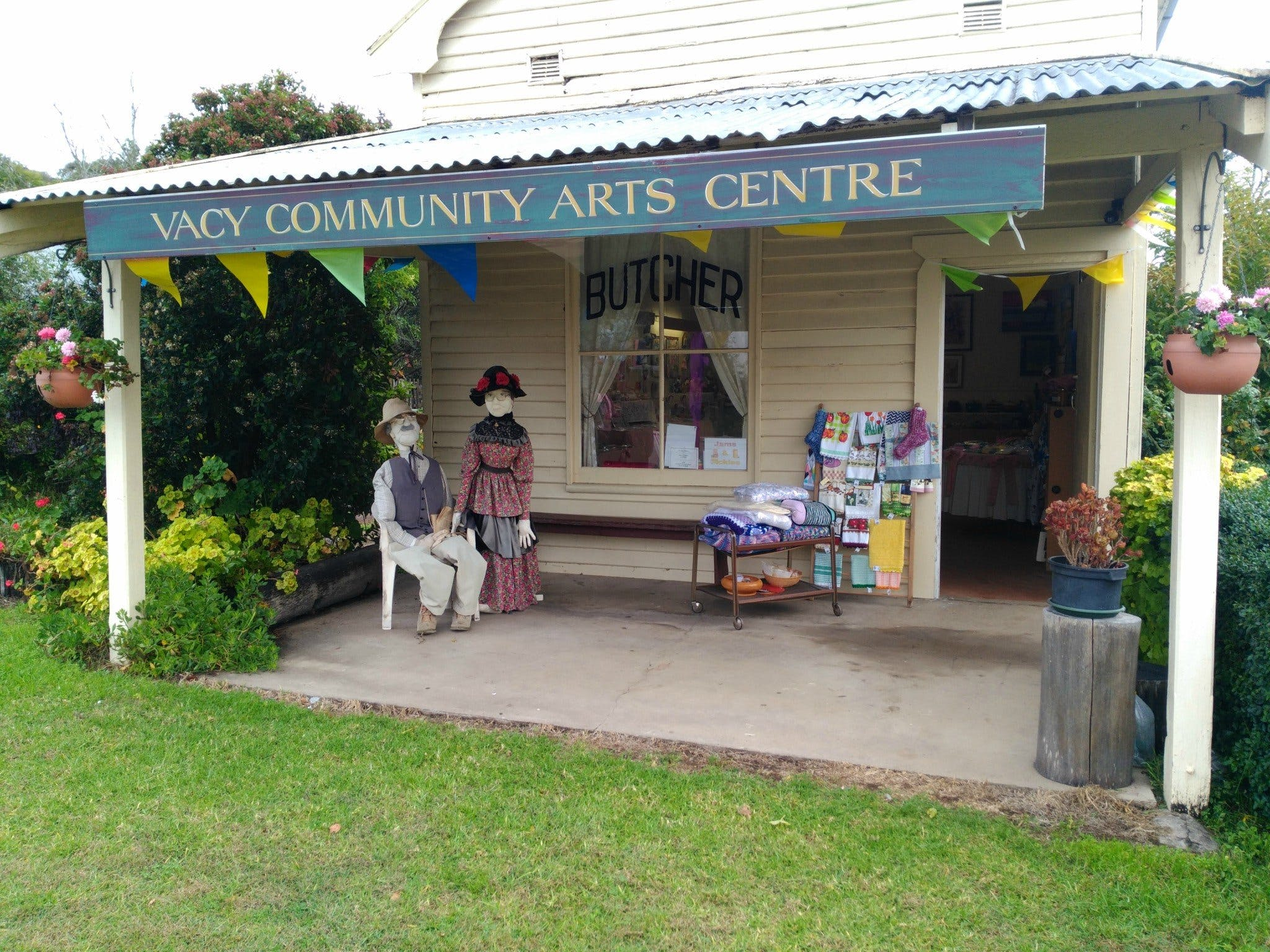 Vacy Community Arts Centre