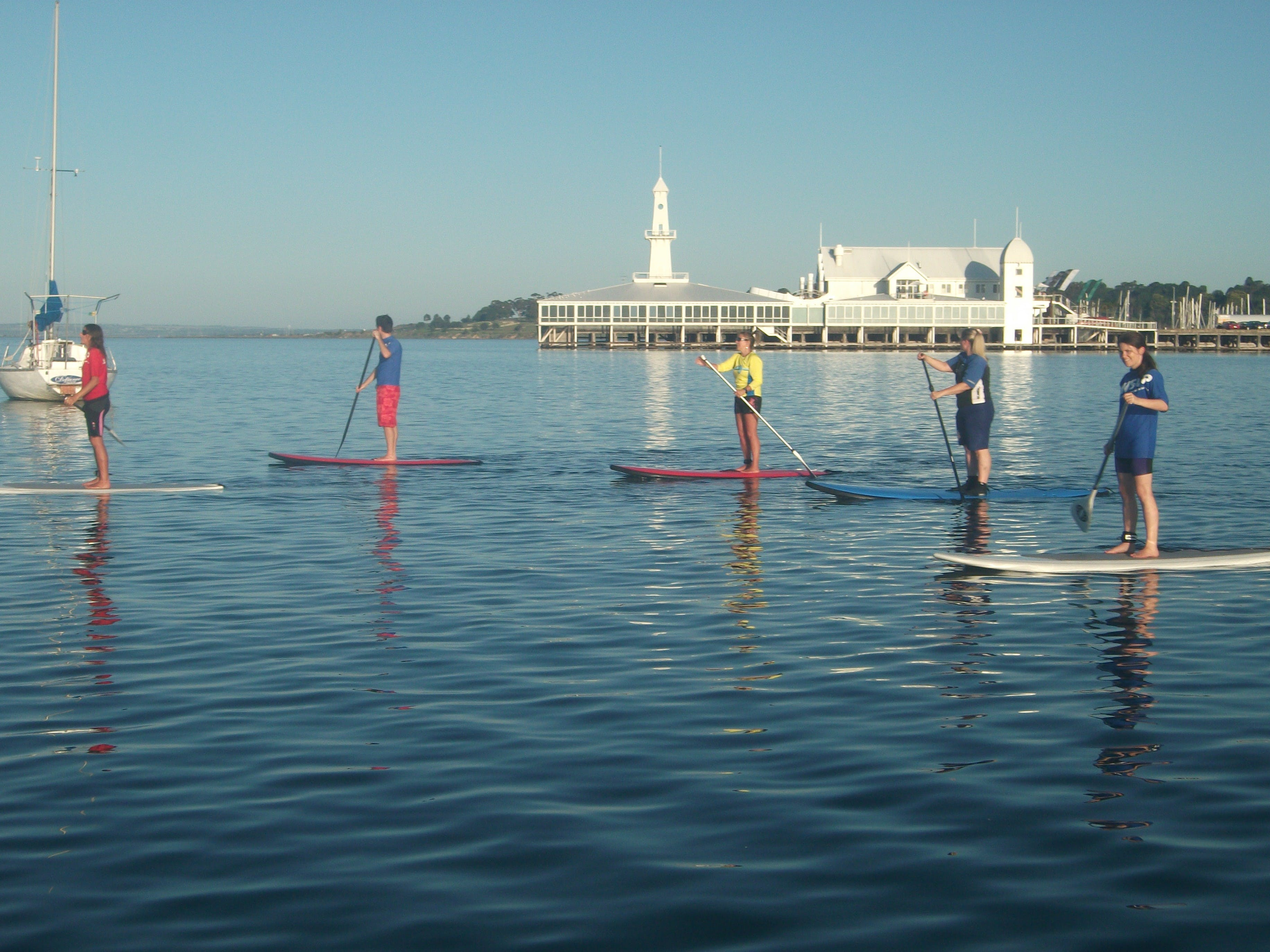 WSUP Stand Up Paddle Boarding