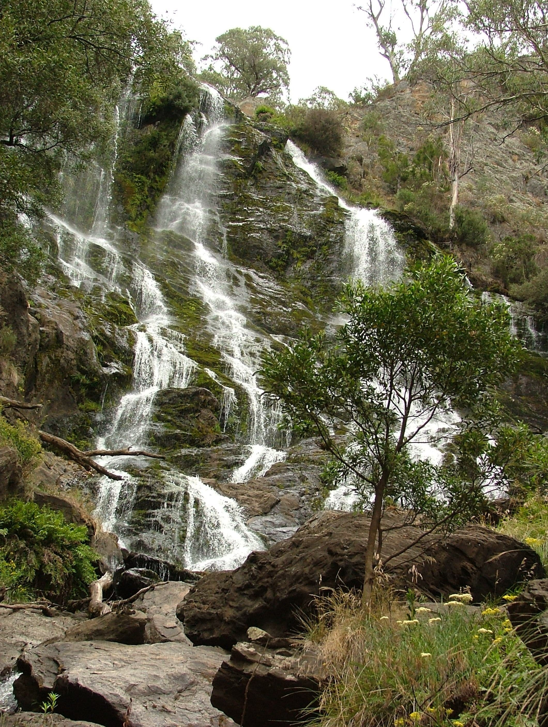 Buddong Falls Walking Track