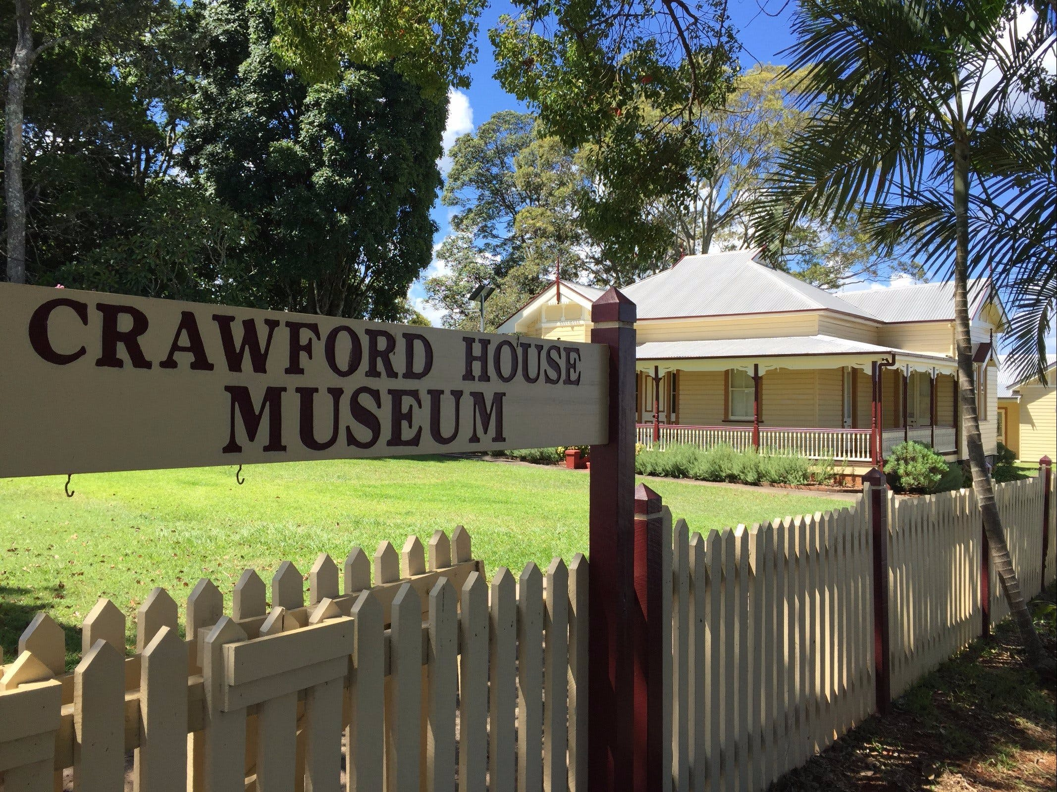 Crawford House, Alstonville