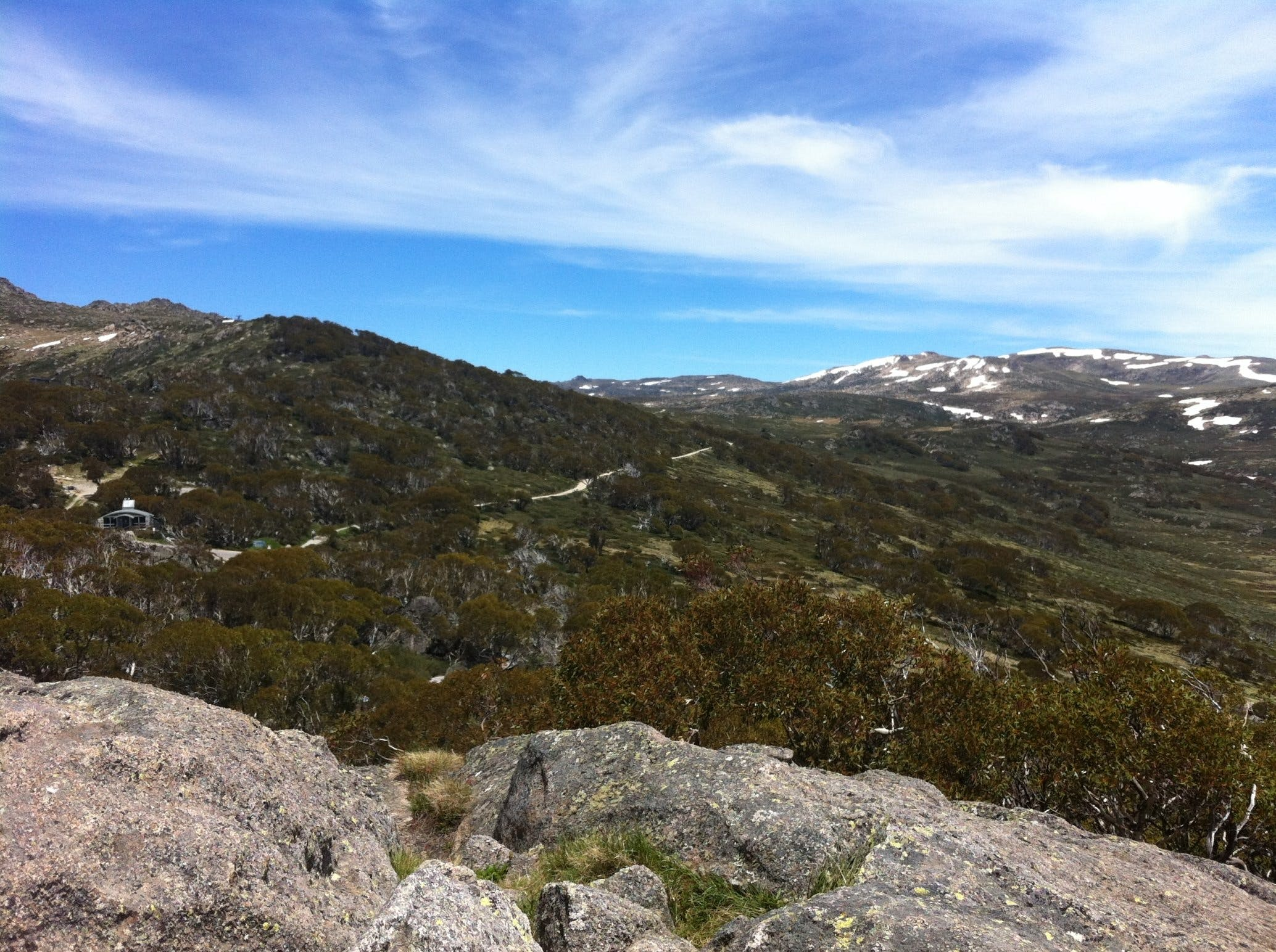 Kosciuszko National Park: Charlottes Pass to Snowy River