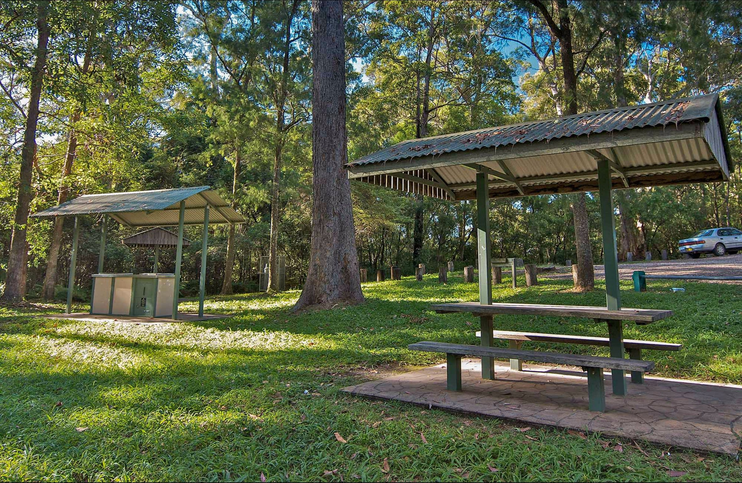 Minyon Grass Picnic Area
