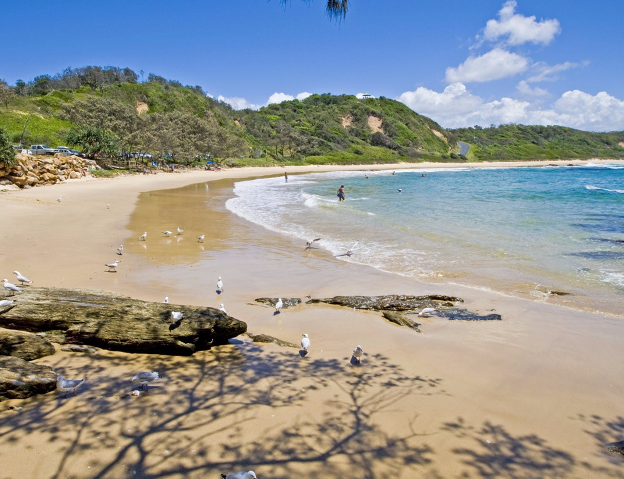 Nambucca Heads Beaches