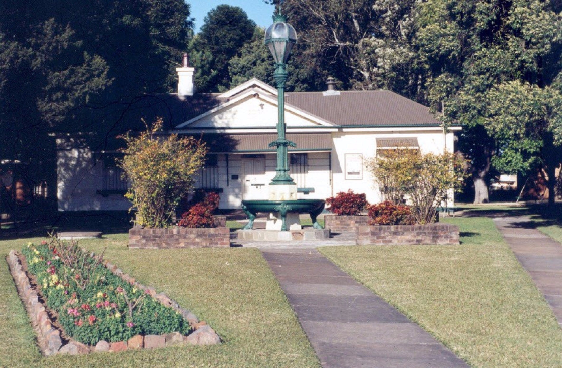 Singleton Historical Society and Museum Inc