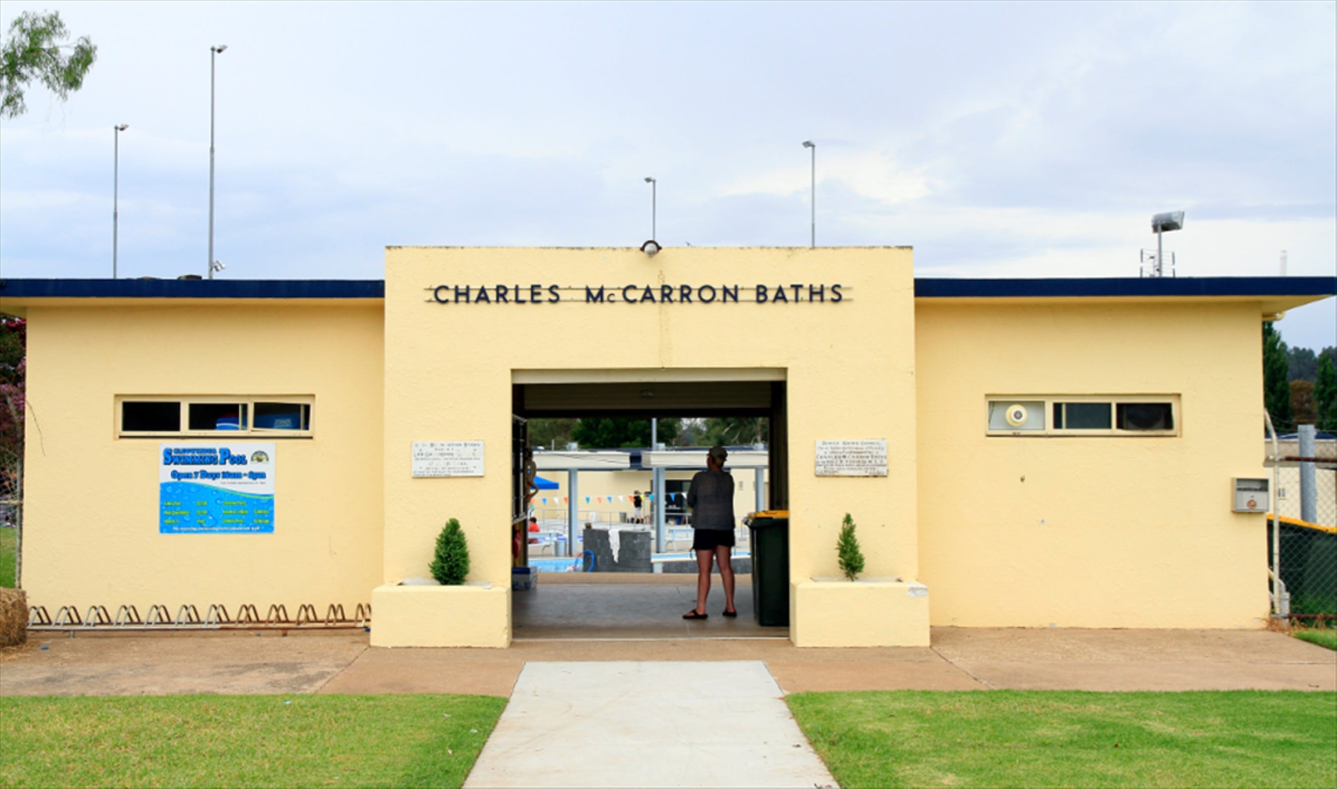 Canowindra Swimming Pool