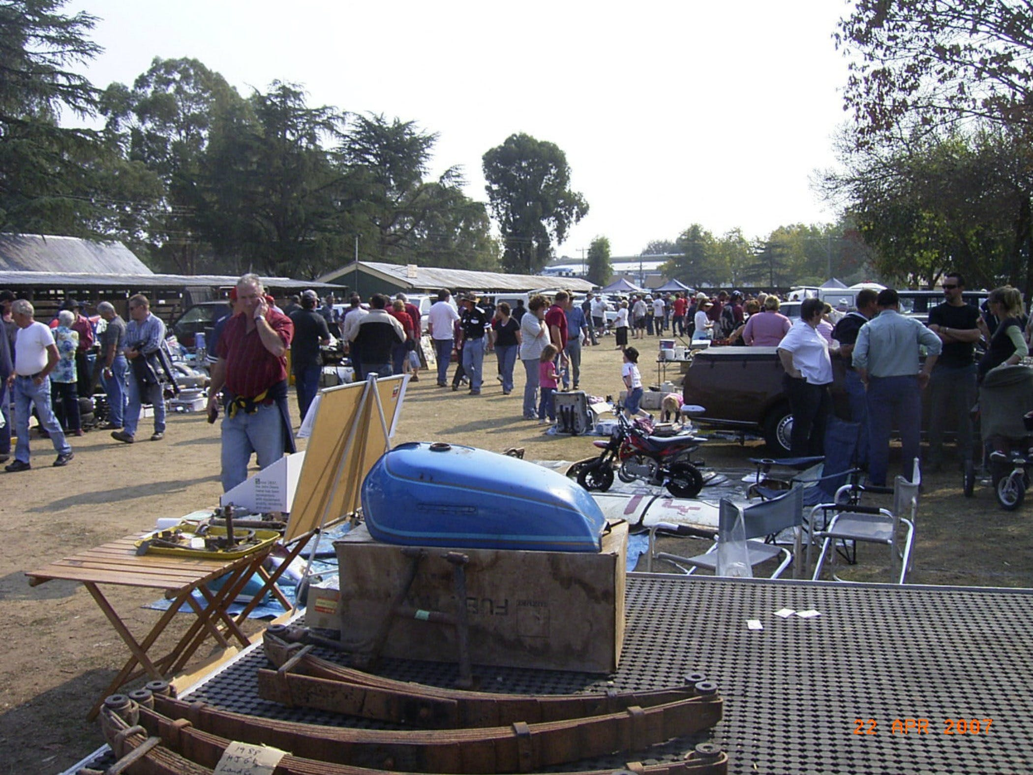 Wangaratta Swap Meet and Collectables Market