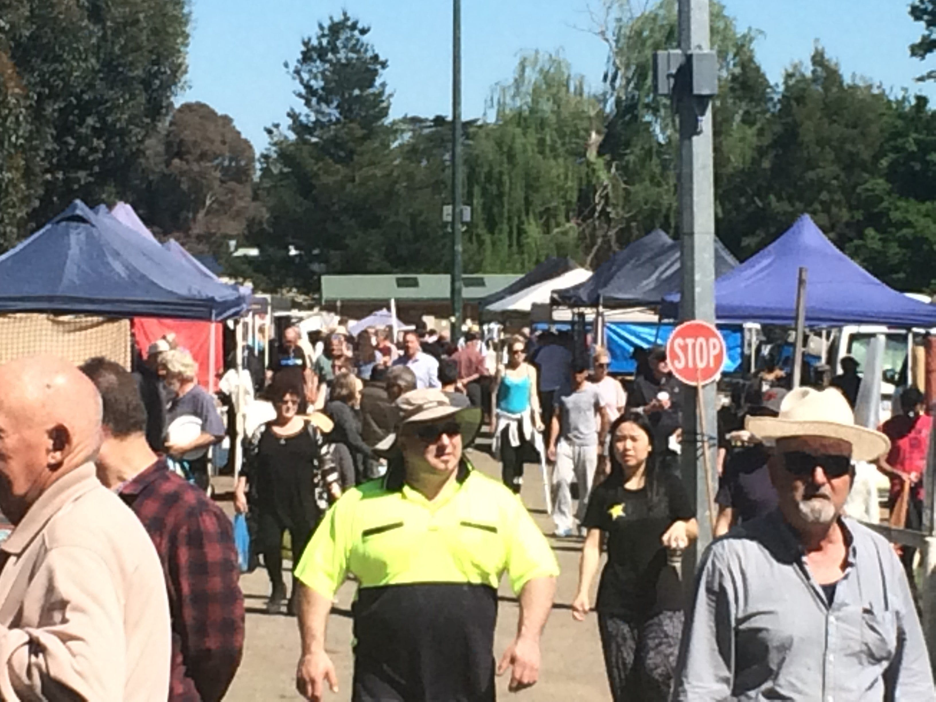 Whittlesea Monday Market