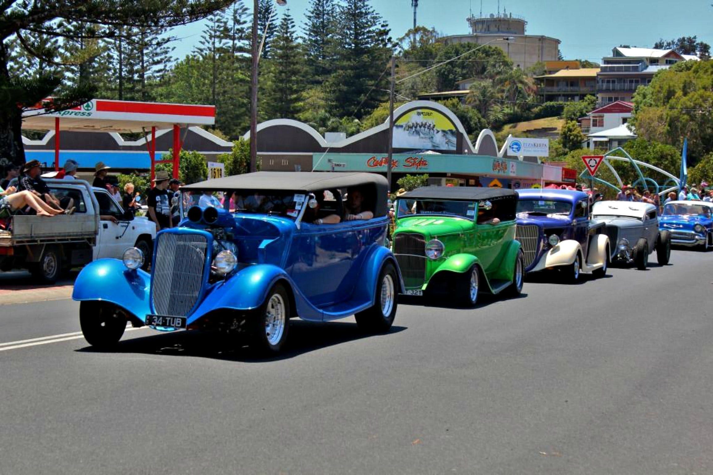 Yamba Rod Run